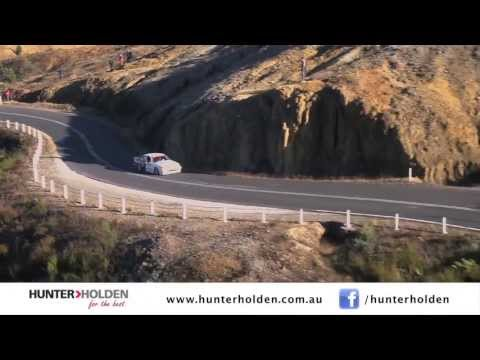 Targa Tasmania 2013: Hunter Holden VL Walkinshaw Highlights