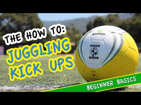 Soccer Juggling: The basics