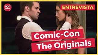 The Originals 4ª temporada: Phoebe Tonkin e Daniel Gillies