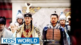 getlinkyoutube.com-Hwarang: The Poet Warrior Youth | 화랑 : Ep.20 Preview