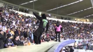 getlinkyoutube.com-¡Ambientazo en el Beisbol!  | Semifinal Aguilas de Mexicali Vs Tomateros de Culiacán