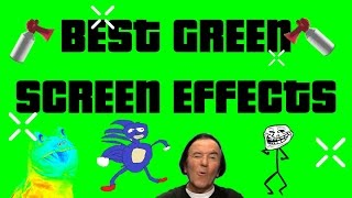 getlinkyoutube.com-Best Green Screen Effects