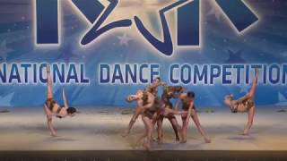 INFINITY/ LYRICAL DANCE WITH GLITTER  PROP /CONTEMPORARY/ RICHARD ELSZY CHOREOGRAPHY