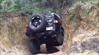 getlinkyoutube.com-FJ Cruiser Off-Road (A) 2016/07/24 №1