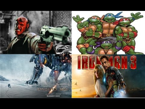 Ron Perlman wants Hellboy 3 & Bay updates on Ninja Turtles