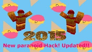 getlinkyoutube.com-[ROBLOX] New Paranoid Hack (Invisible) 2015!! Updated!!