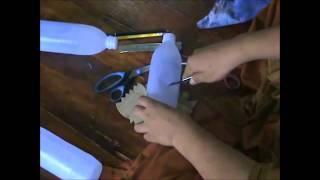 getlinkyoutube.com-การทำไก่แจ้จากขวดพลาสติก