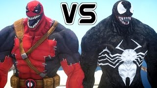 getlinkyoutube.com-VENOM VS VENOMPOOL - EPIC BATTLE