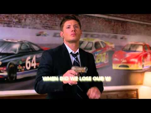 Supernatural ( Sam and Dean) - Does this darkness have a name.