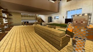 getlinkyoutube.com-【MineCraft】一級建築士を目指して!! 第15話 ~スキップハウス/Skiphouse~ 【実況】