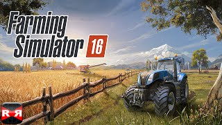 getlinkyoutube.com-Farming Simulator 16 (By GIANTS Software GmbH) - iOS / Android - Gameplay Video