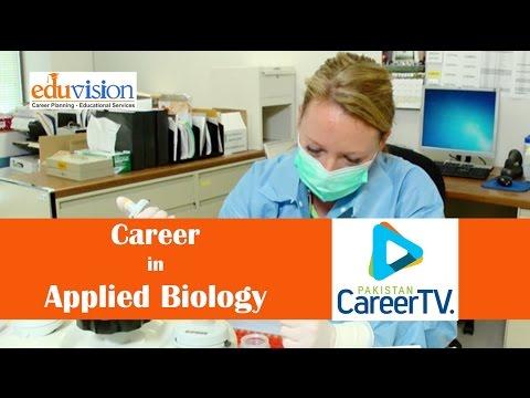 Career in Applied Bio-Sciences