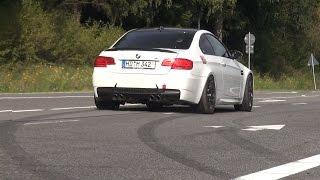 getlinkyoutube.com-BEST of BMW Sounds Part 2 - E30 M3, E36 M3, E46 M3 CSL, E92 M3, M5, X6M