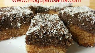 getlinkyoutube.com-Cokoladni kolac sa kokosom