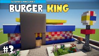 getlinkyoutube.com-Minecraft: Como Construir um Burger King (Parte 3)