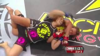 getlinkyoutube.com-MMA Miesha Tate vs Hitomi Akano