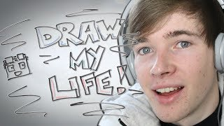 getlinkyoutube.com-Draw My Life - TheDiamondMinecart | 1,000,000 Subscriber Special