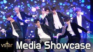 VAV(브이에이브이) 'GORGEOUS'(예쁘다고) @'SPOTLIGHT' Media Showcase