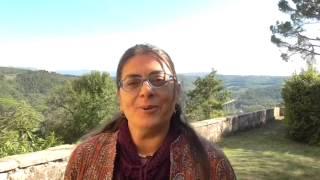 testimonianza corso settimanale di yoga-ratna in San Casciano, Firenze