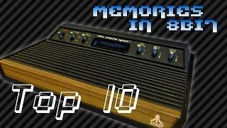 getlinkyoutube.com-Top 10 Atari 2600 games | Memories in 8Bit