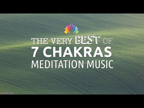 Best 7 Chakras Meditation Music | Best of Meditative Mind [2015] #Rewind2015