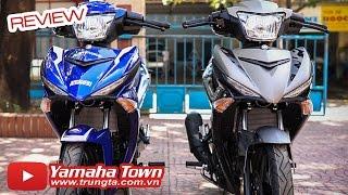 getlinkyoutube.com-Yamaha Exciter 150 Movistar 2016 vs Exciter 150 Camo 2016 ▶ Chọn Xe côn tay nào?