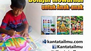 getlinkyoutube.com-Cara (dasar-dasar) Mewarnai untuk Anak anak (1)