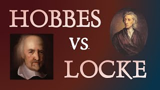 Thomas-Hobbes-and-John-Locke-Two-Philosophers-Compared width=