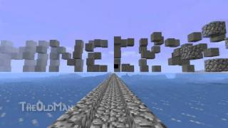 getlinkyoutube.com-Minecraft Logo Animated in Minecraft
