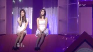 getlinkyoutube.com-Girls' Generation - Star Star Star, 소녀시대 - 별별별, Music Core 20100206