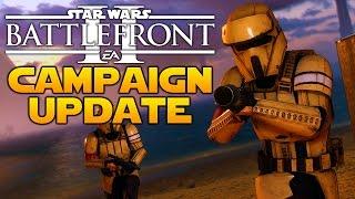 getlinkyoutube.com-EA Star Wars Battlefront 2 Campaign Update