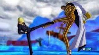 getlinkyoutube.com-One Piece AMV  Thhe Black Leg  Vinsmoke Sanji