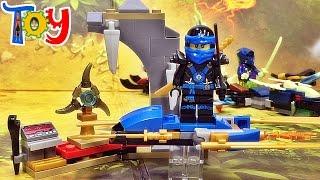 getlinkyoutube.com-sy 닌자고 유령 제이 닌자 제트보드 레고 짝퉁 조립 리뷰 Lego knockoff ninjago jay ninja jetboat