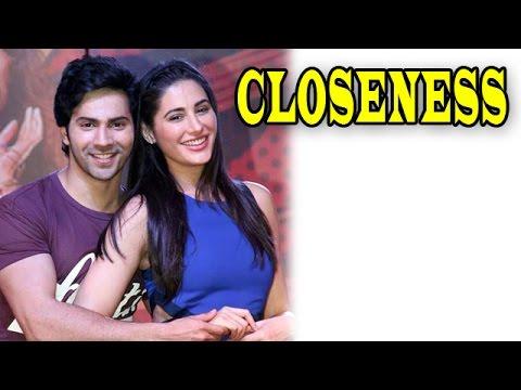 Varun Dhawan & Nargis Fakhri's Closeness   TENTALIZE