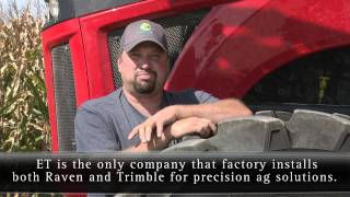 Precision Ag Solutions by ET