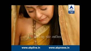 getlinkyoutube.com-Mahabharat: Karna gets killed by Arjun