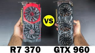 getlinkyoutube.com-R7 370 vs GTX 960 - Graphics Card Comparison