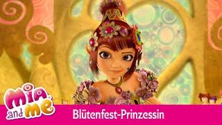 getlinkyoutube.com-Yuko beim Blütenfest-Prinzessinnen Wettbewerb - Mia and me