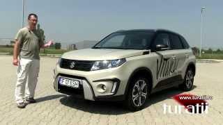 getlinkyoutube.com-Suzuki Vitara 1,6l ALLGRIP explicit video 1 of 3
