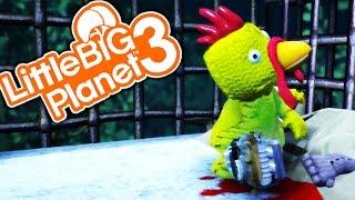 getlinkyoutube.com-THE CHICKEN MAN! | Little Big Planet 3 Multiplayer (82)