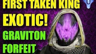 getlinkyoutube.com-Destiny - First Exotic Engram in The Taken King! Graviton Forfeit!