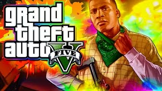 getlinkyoutube.com-GTA 5 - CALCULATED DE$TRUCTION!! (GTA 5 Funny Moments and Races!)  KYR SP33DY