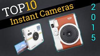 getlinkyoutube.com-Top 10 Instant Cameras 2015 | Compare Instant Cameras