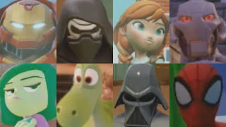 Games' Funniest Moments: Disney Infinity 3.0 Edition [PART 2]