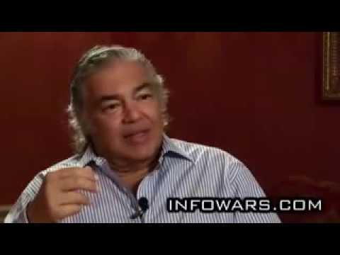 Alex Jones Interviews Aaron Russo (Full Length)