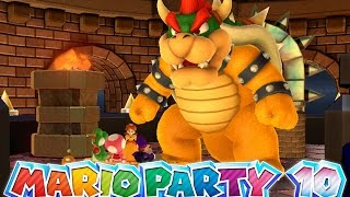 Mario Party 10 - Wow!!! [Chaos Castle] - Wii U Gameplay