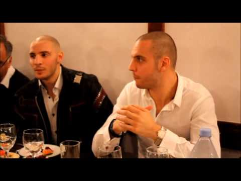 The Evangelou Brothers Talk About Their BoxNation Debuts On November 30th
