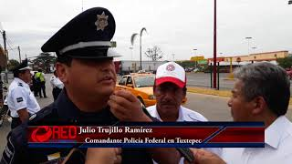 En Tuxtepec, da inicio el Operativo Guadalupe Reyes
