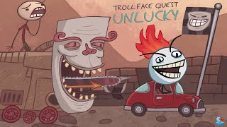 getlinkyoutube.com-Troll Face Quest Unlucky Walkthrough All Levels