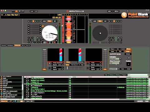 Serato Scratch Tutorial (pt6) - Sync Music and Visuals